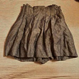Denim Fabric Skirt
